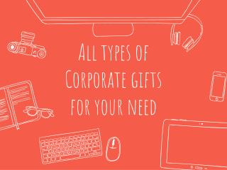 Contact us for Corporate gifting Ideas