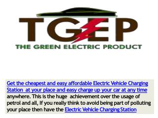 Electric charging stations illinois