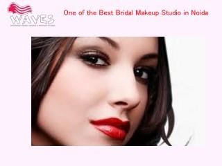 One of the Best Bridal Makeup Studio in Noida