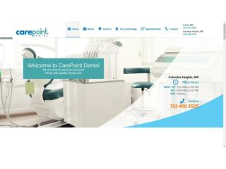 Crystal Dental Clinic | Brooklyn Park Dental Office - Carepoint Dental