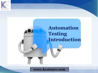 Automation Testing Importance, Benefits | Automation Testing Tools