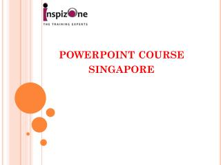 Powerpoint Courses Singapore | Microsoft Office 2016 Powerpoint Course
