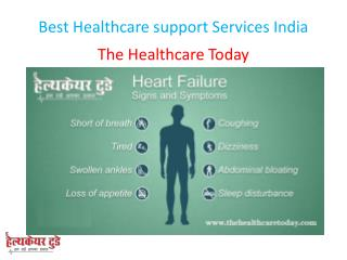 Best Healthcare support Services India