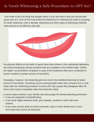 Tooth Whitening by Best Dentist in Greenpoint