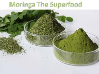Moringa Superfood Supplement