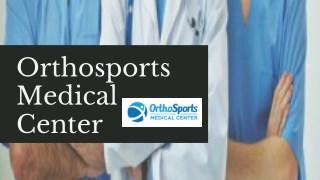 Orthosports Medical Center