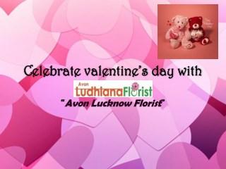 Valentine's Day with Avon Ludhiana Florist