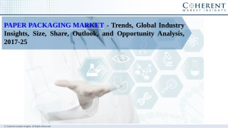 Paper Packaging Market- Industry Trends and Forecast 2025