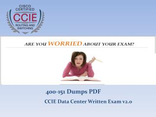 2018 400-151 Exam - Get 400-151 PDF With Actual Questions Answers