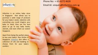 Baby Online Shop Singapore