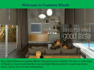 Reliable Panel Blinds Perth