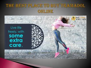 The best place to buy Tramadol online