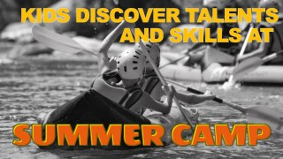 Kids Discover Talents and Skills at Summer Camp