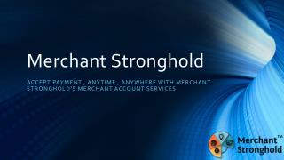 Know About Retail High Risk Merchant Account Services