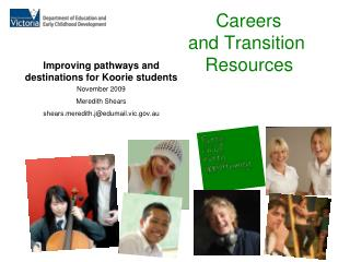 Careers  and Transition  Resources