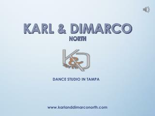 Hip Hop Dance Studios in Tampa FL - Karl & DiMarco North