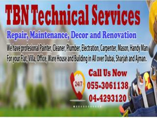 TBN Technical Services | Professional Handyman Services & Repairs