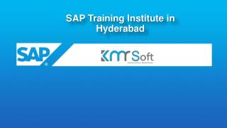 SAP Training in Hyderabad, SAP Training Institute in Hyderabad, SAP Online Training in Hyderabad – KMRsoft