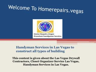 Handyman Services in Las Vegas, Home Hardware Door Installation