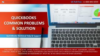 Contact Intuit Techies if QuickBooks is Not Functioning Properly