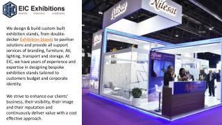 EIC Exhibitions