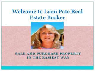 Real Estate Broker Nashville TN, Top Realtor Residential Property - lynnpatebroker.com