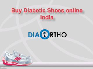 Diabetic Shoes, Buy Diabetic Shoes Online India - Diabeticorthofootwearindia.com