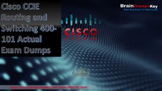 CCIE R&S 400-101 Real Exam Question Answers