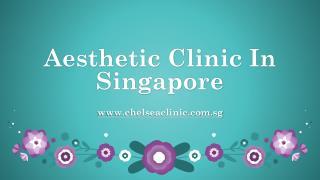 Aesthetic Clinic Singapore