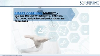 Smart Coatings Market Industry Insights, Trends, Outlook