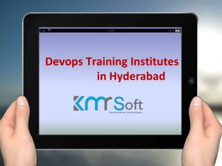 Devops Training In Hyderabad, Devops Training Institutes in Hyderabad, Devops Online Training In Hyderabad – KMRsoft