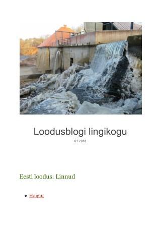Loodusblogi 6