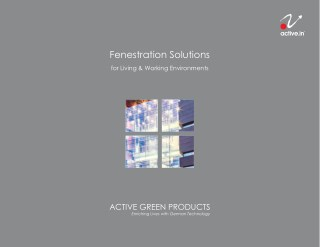 Active Group manufacture Aluminium windows,Facade,Upvc Doors & Windows,Q Railing and Sinks.