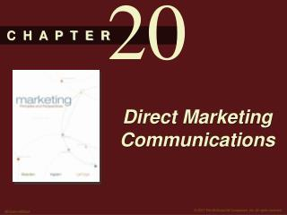 Direct Marketing Communications