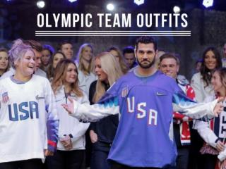 U.S. Olympic Team Uniforms