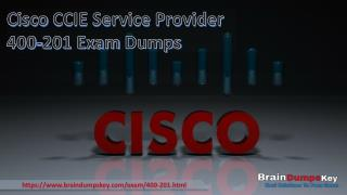 Download Cisco 400-201 Dumps Collection
