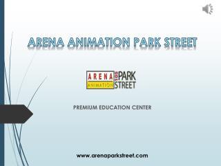 Animation Certification Courses in Kolkata - Arena Animation Parkstreet