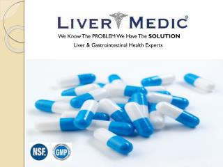 Liver Health Supplements - Liver Medic
