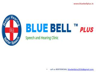 BTE Hearing Aids in Pune | Best BTE Hearing Aids | Blue Bell Plus