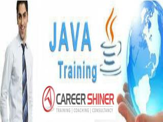 Java Training Institute in Noida | Career Shiner