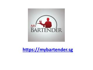 Top Bar and Catering Service in Singapore