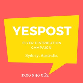 Flyer Distribution in Sydney - Vibe Your Business Overnight