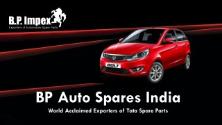 BP Auto Spares India - World Acclaimed Exporters of Tata Spare Parts
