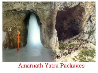 Get all the Services with Amarnath Yatra Tour Packages