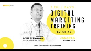 Promo !!!  62812 8214 5265 | Kursus Digital Marketing Event 2018, Kursus Digital Marketing For Beginner 2018