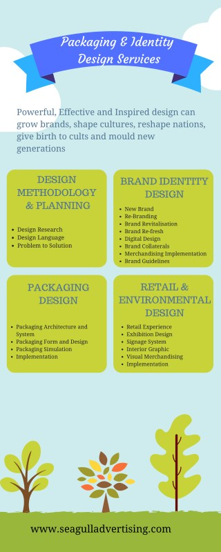 Packaging & Identity Design Services in Pune