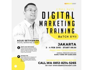 Promo !!!  62812 8214 5265 | Kursus Digital Marketing Indonesia 2018, Kursus Digital Marketing Indonesia 2018