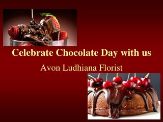 Chocolate Day with Florist Ludhiana