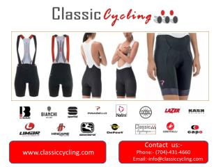 Top Branded Cycling Bib Shorts for Women