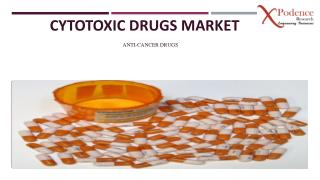 Explore Cytotoxic Drugs Market Global forecast to 2025